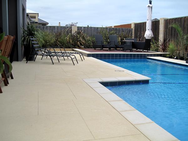 Liquid Limestone Pool Surrounds Wa Perth Liquid Limestone